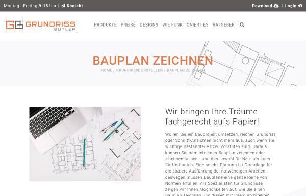 Vorschau von www.bauplansv.de, Baranski, Werner
