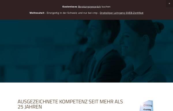 Vorschau von www.cm-p.ch, Change Management Partner AG