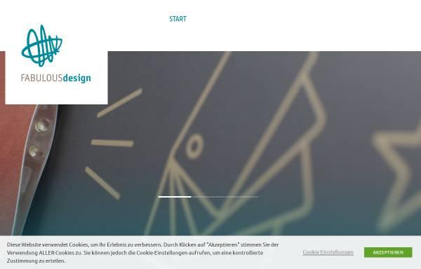 Vorschau von fabulousdesign.de, FABULOUSdesign, Julia Arens