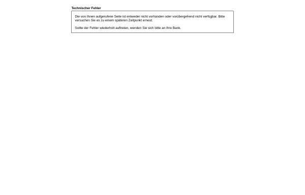 Vorschau von www.meine-vvb.de, Volksbank Westliche Saar plus eG