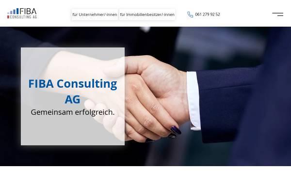 Vorschau von www.fiba-consulting.ch, Fiba Consulting AG