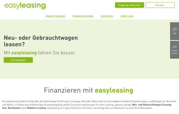 Vorschau von www.leasing.at, BAWAG P.S.K. Leasing GmbH