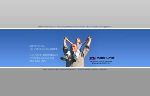 Vorschau von www.hvm-moritz.de, HVM Moritz GmbH