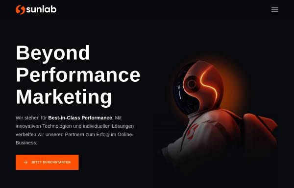 Vorschau von www.sunlab.de, Sunlab.de, Andreas Kraus