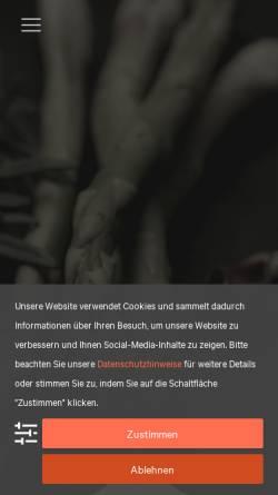 Vorschau der mobilen Webseite traiteurwille.de, Traiteur Wille UG (haftungsbeschränkt) & Co.KG