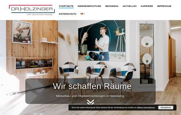 Vorschau von www.drholzinger.de, Dr. Holzinger GmbH