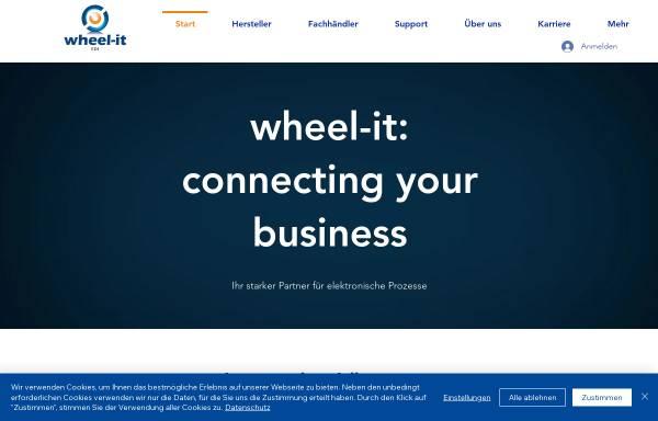 Vorschau von www.wheel-it.de, Wheel-it AG