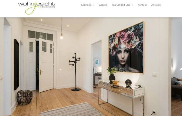 Wohngesicht Home Staging in Hamburg: Home Staging, Marketing und ...