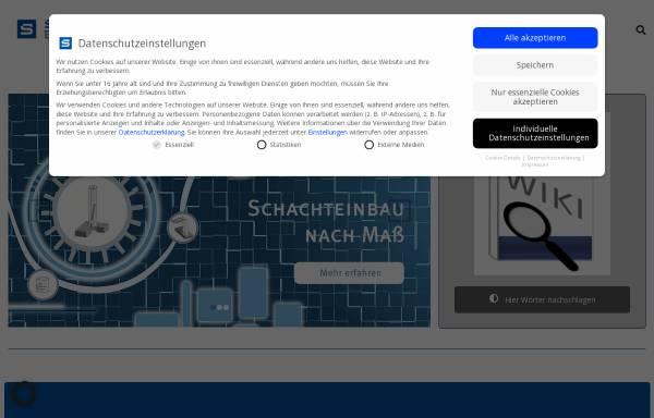 Vorschau von www.schoenborner.com, Schönborner Armaturen GmbH