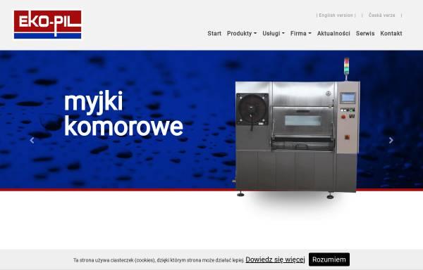 Vorschau von www.ekopil.com, Eko-Pil