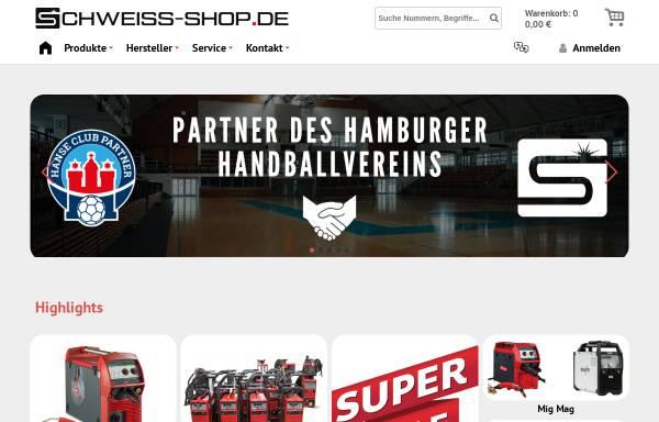 Vorschau von www.schweiss-shop.de, Wülfken-Schweisstechnik