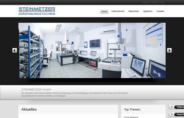 Vorschau von cnc-steinmetzer.de, Steinmetzer GmbH