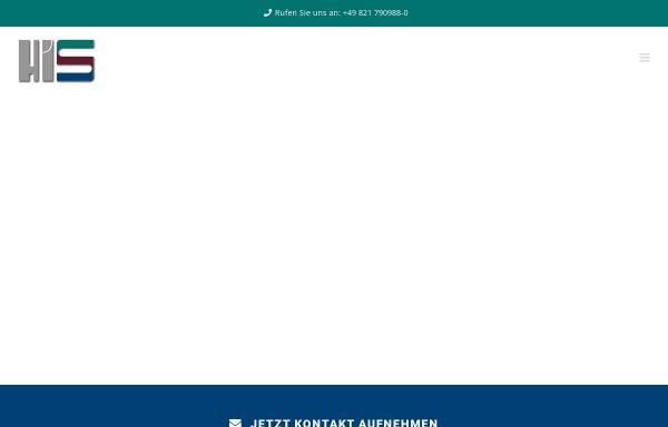 Vorschau von www.horsch-gmbh.com, Horsch GmbH Industrieservice