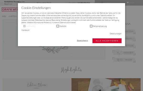 Vorschau von b2b.gwbi.de, Grafik Werkstatt Bielefeld, Becker & Becker International GmbH