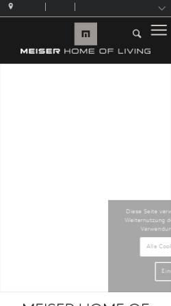 Meiser Wohnen meiser home of living gmbh in hanau steinheim möbel haus und