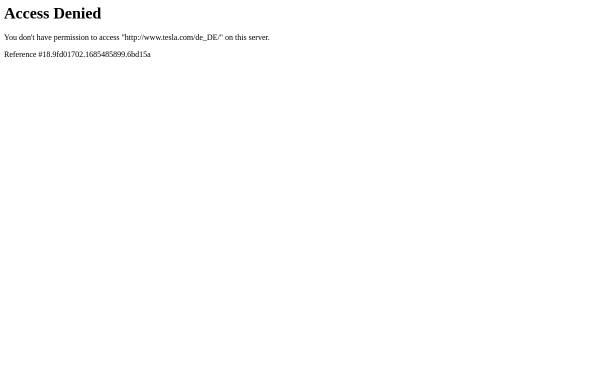Vorschau von www.tesla.com, Tesla Motors GmbH