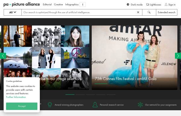 Vorschau von www.picture-alliance.com, Dpa Picture-Alliance GmbH