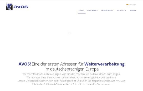 Vorschau von www.cinram.de, Cinram GmbH