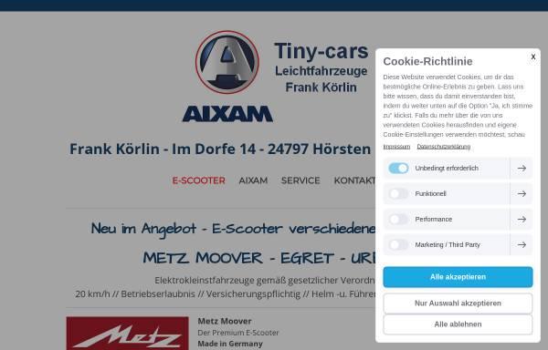 Vorschau von www.frank-koerlin.de, Frank Körlin