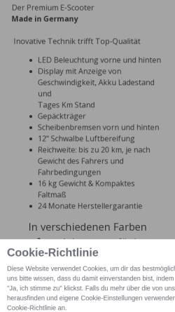 Vorschau der mobilen Webseite www.frank-koerlin.de, Frank Körlin