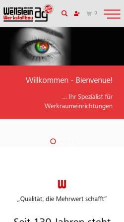 Vorschau der mobilen Webseite www.transformconsult.ch, transformconsult AG