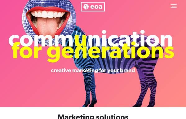 Vorschau von www.eoa.de, Elements of Arts