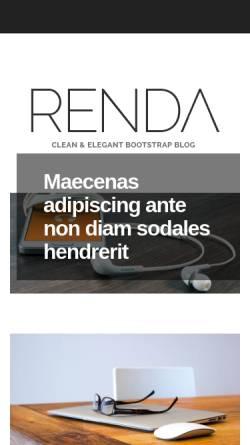 Vorschau der mobilen Webseite www.bierer-consult.de, ComConsulting Hartmut Bierer