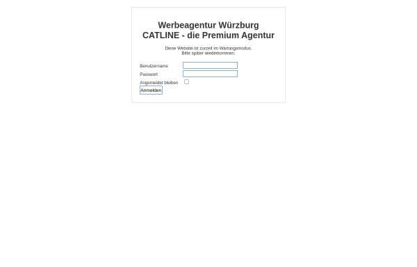 Vorschau von www.catline.de, Catline print und web