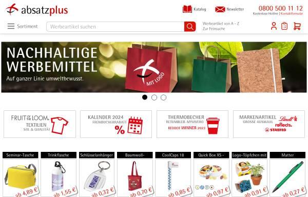 Vorschau von www.absatzplus.com, ACT Absatzplus.com e.K.