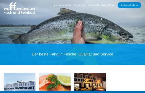 Vorschau von www.fisch-und-feinkost.de, F&F Fisch und Feinkost Handelsgesellschaft mbH