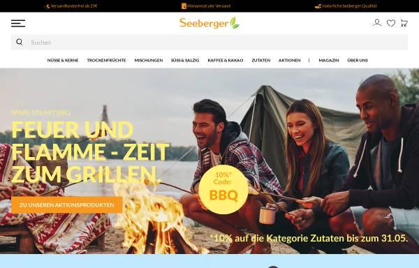 Vorschau von www.seeberger.de, Seeberger KG