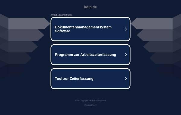 Vorschau von www.kdlp.de, Dipl.-Betriebswirt (FH) Laszlo Paulheim
