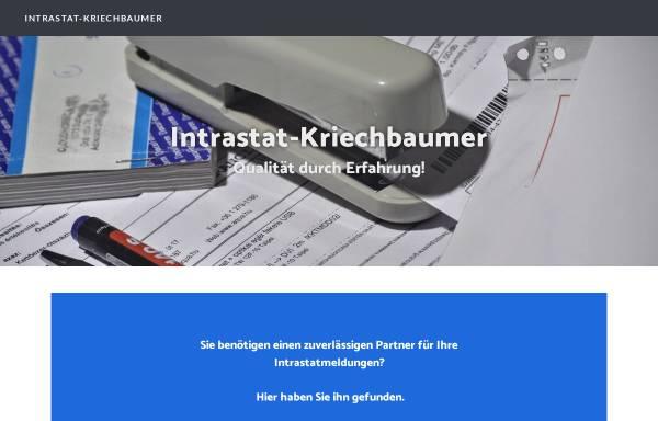 Vorschau von www.intrastat-meldungen.de, Intrastat-Meldungen - Susanne Kriechbaumer