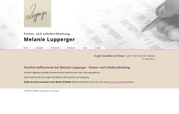 Vorschau von www.lupperger-bbh.de, Buchhaltungsservice Melanie Lupperger