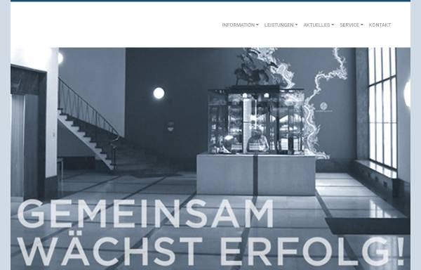 Vorschau von www.kwwm.de, Kleppeck, Welbers, Winkel & Masuch - Steuerberater in Societät