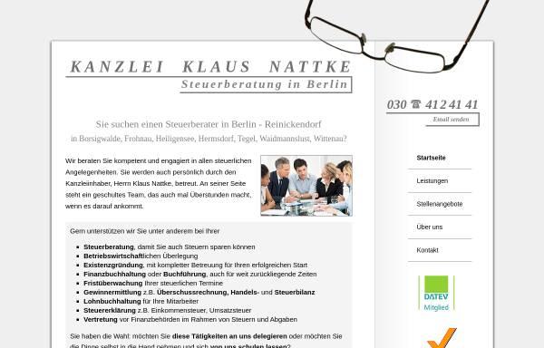Vorschau von www.contrast-online.de, Steuberatungsgesellschaft Contrast