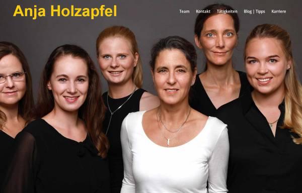 Vorschau von www.holzapfel-steuerberatung.de, Anja Holzapfel Steuerberaterin
