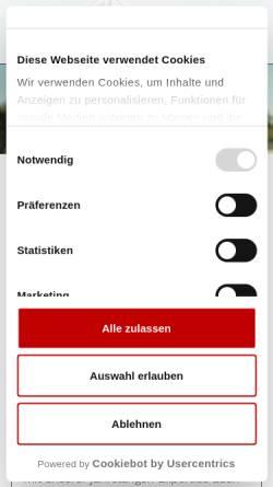Vorschau der mobilen Webseite www.bonn-partner.de, Bonn & Partner Steuerberater - Wirtschaftsprüfer Partnerschaftsgesellschaft mbB