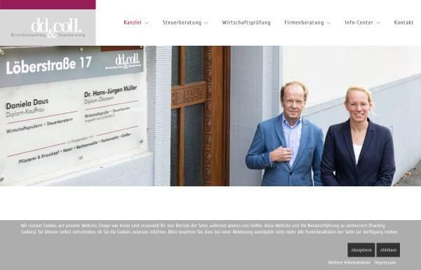 Vorschau von www.wp-stb.de, Dr. Hans-Jürgen Müller