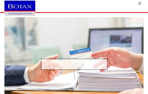 Vorschau von botax.de, Botax Steuerberatungsgesellschaft