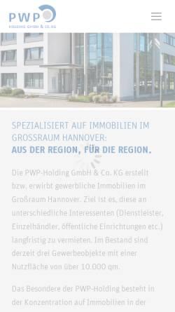Vorschau der mobilen Webseite www.econ-gruppe.de, Econ Treuhand GmbH