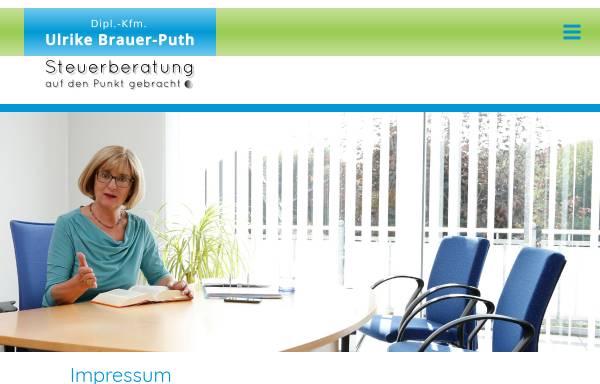 Vorschau von steuerberatung-brauer-puth.de, Steuerberatungspraxis Brauer-Puth