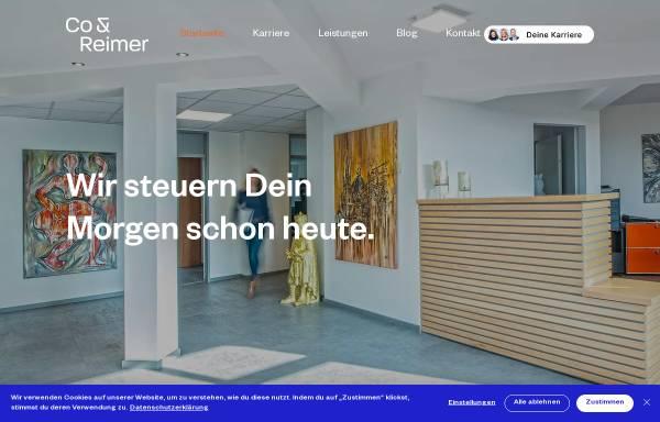 Vorschau von www.joergreimer.de, Steuerberater Jörg Reimer