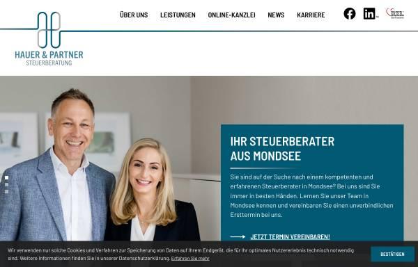 Vorschau von www.wt-steuerberatung.at, WT Huber Steuerberatung GmbH