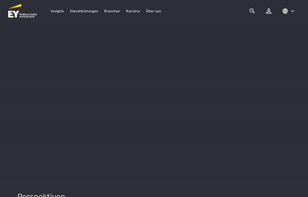 Vorschau von www.ey.com, Ernst & Young AG Wirtschaftsprüfungsgesellschaft