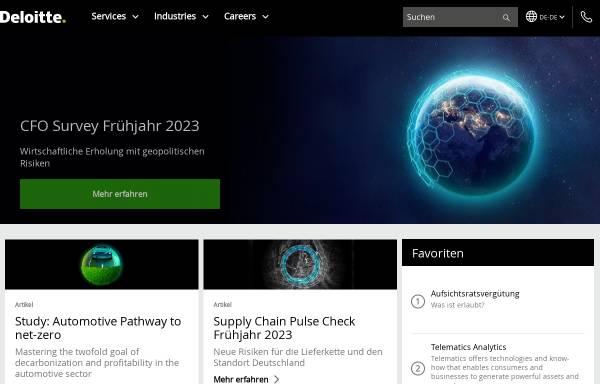 Vorschau von www2.deloitte.com, Deloitte und Touche GmbH Wirtschaftsprüfungsgesellschaft