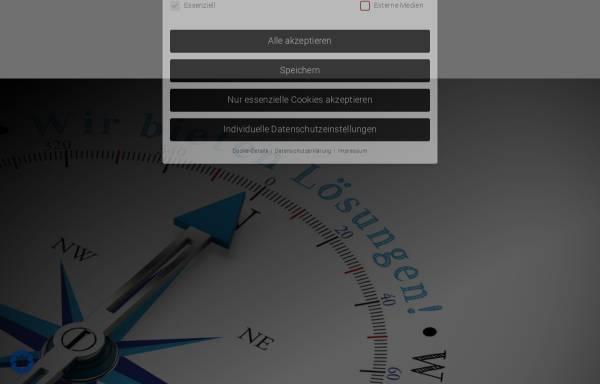 Vorschau von www.benhof.de, Steuerbüro Benhof