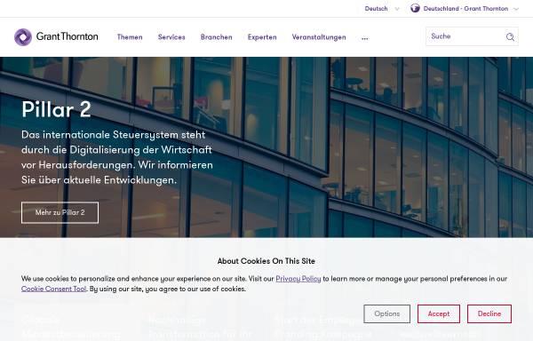Vorschau von www.wkgt.com, Grant Thornton GmbH