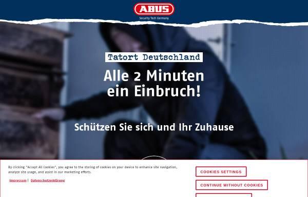 Vorschau von sicher-mit-abus.com, ABUS, August Bremicker Söhne KG