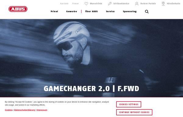 Vorschau von www.abus-sc.de, ABUS Security-Center GmbH & Co. KG